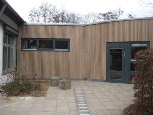 Holzbau Stocks – Fassadenverkleidung