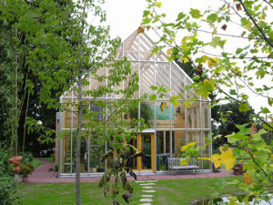Holzbau Stocks – Holzskelettbau