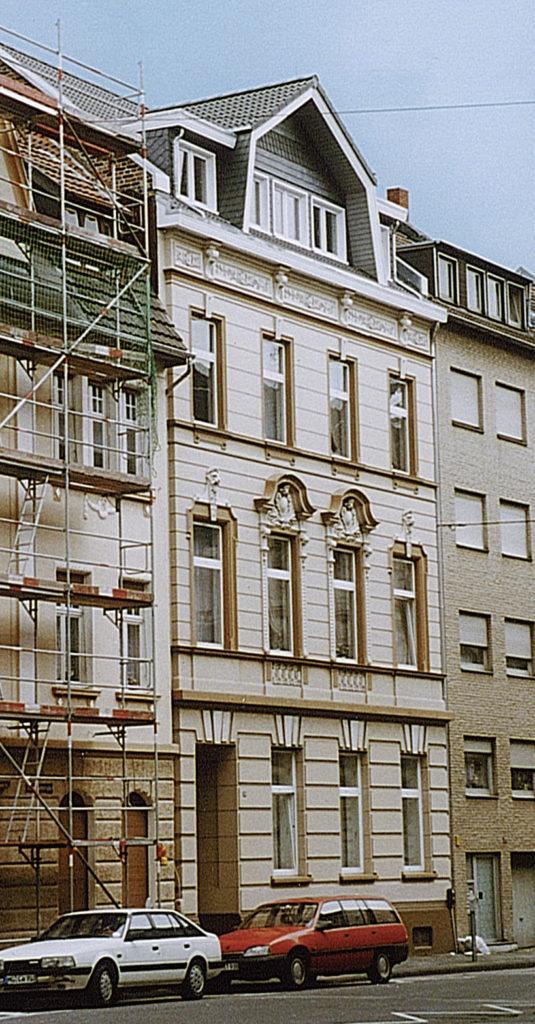 Erweiterung Wohnraum nachher