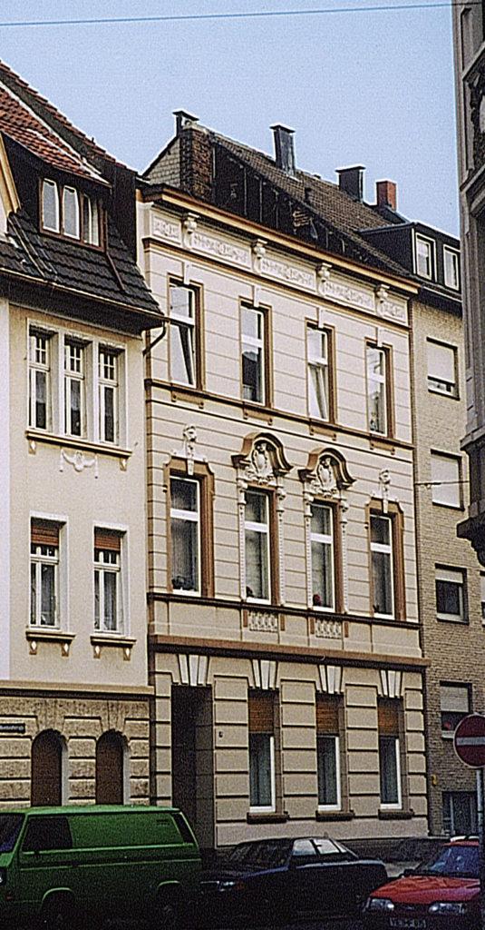 Erweiterung Wohnraum vorher