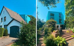 Aufstockung/Wohnraumerweiterung in Holzbauweise